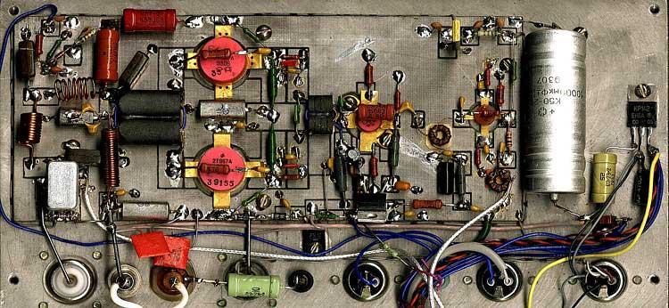 Схемотехника транзисторных