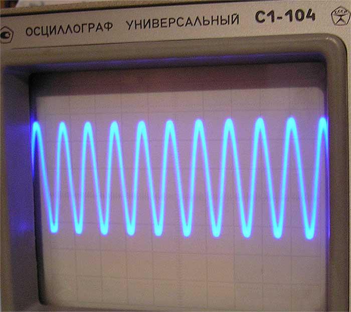 С1-104 - 28МГц. Схема АА