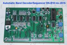 Автоматический Band Decoder/Sequencer DN-B10