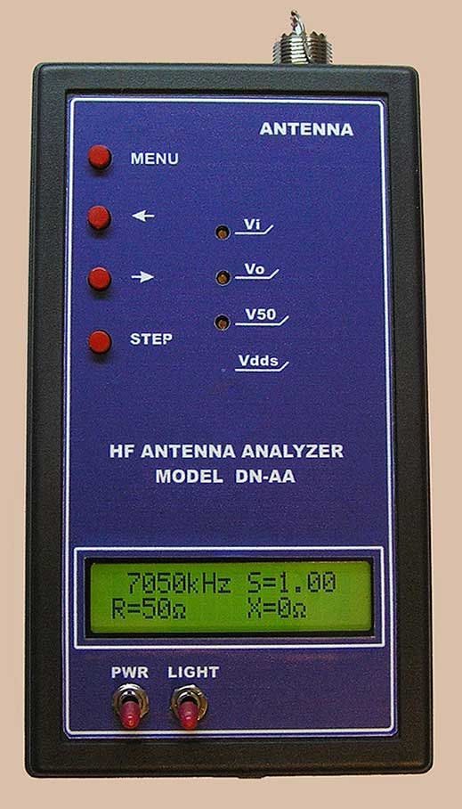 Антенный анализатор DN-AA