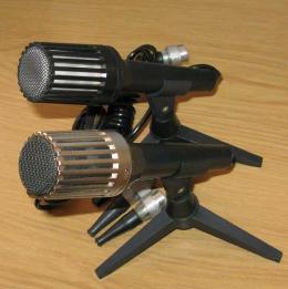 Микрофоны МД80А и МД380А