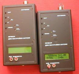 Антенный анализатор от UT2FW.